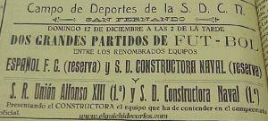 1926.- Anuncio en prensa local.
