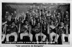 """Coro """"Los Lanceros Bengalies"""" prohibición del carnaval"""