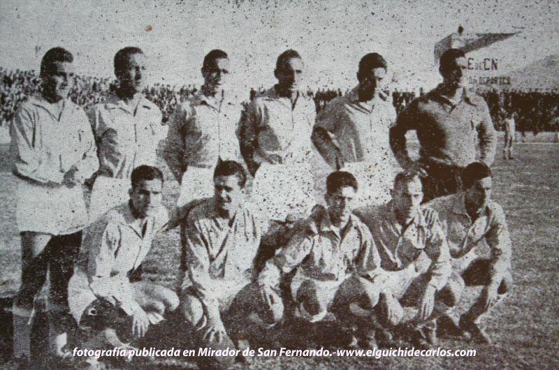 CD San Fernando 1957