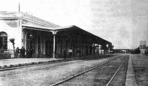 Estació de ferrocarril en San Fernando