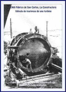 Fábrica La constructora - Maquinaria