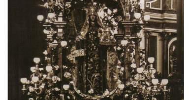 Virgen del Carmen de La Isla