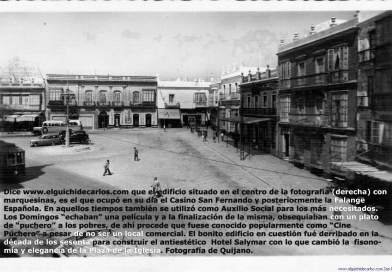 Cine Puchero – San Fernando