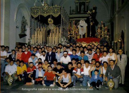 Cuadrilla de Misericordia. Nicolás Carrillo 1987