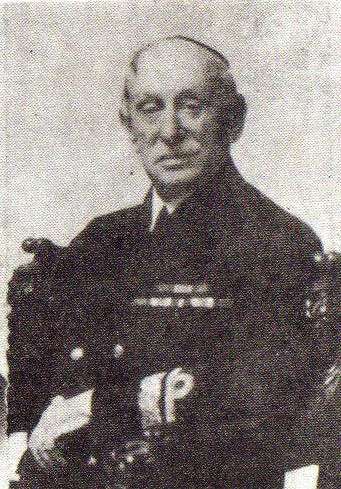 Retrato del Almirante Laulhé