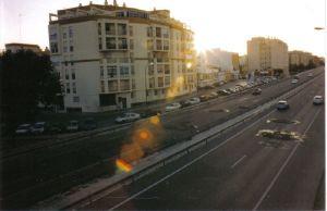 Carretera de Diputación. Carretera Nacional IV