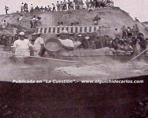 Paella en EL Cerro. San Fernando