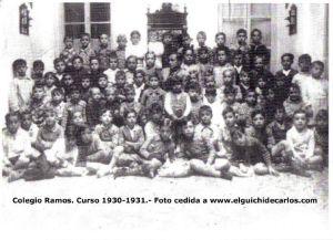 colegio ramos. San Fernando