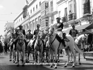 La Guardia Civil. San Fernando