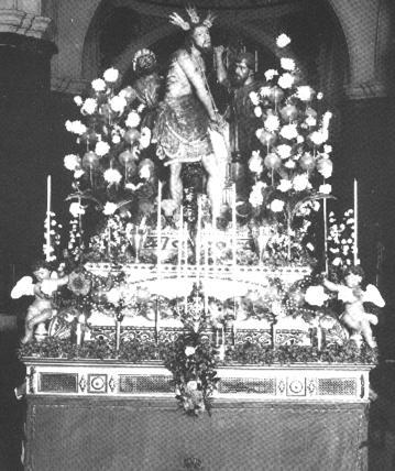 Hermandad de las Columnas San Fernando
