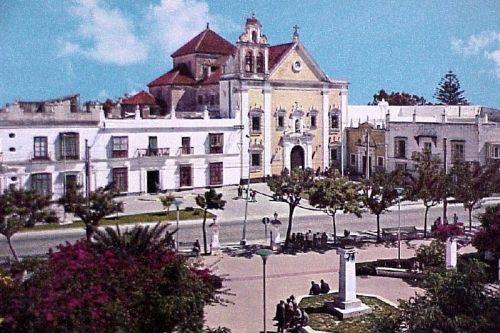 Plaza del Carmen San Fernando