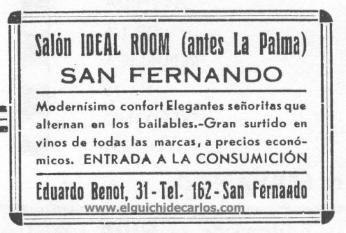 Sala de Citas Idela Room - Prostitución en La Isla