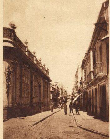 Calle Rosario, allguna vez llamada Ramón Auñón