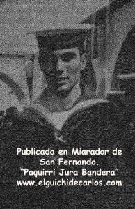 Paquirri cuando Juró Bandera en San Fernando