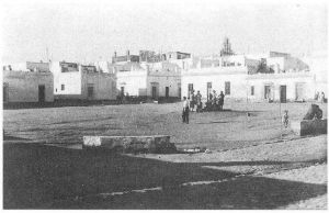 antigua plaza sánchez de la campa o plazoleta de las vacas