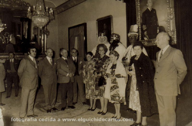 Día de Reyes en San Fernando 1974
