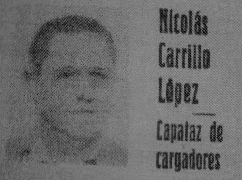 Entrevista Nicolás Carrillo