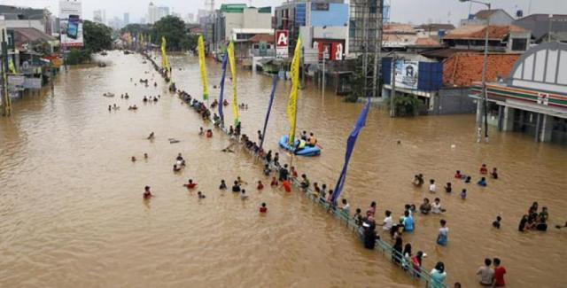 Image result for indonesia inundaciones