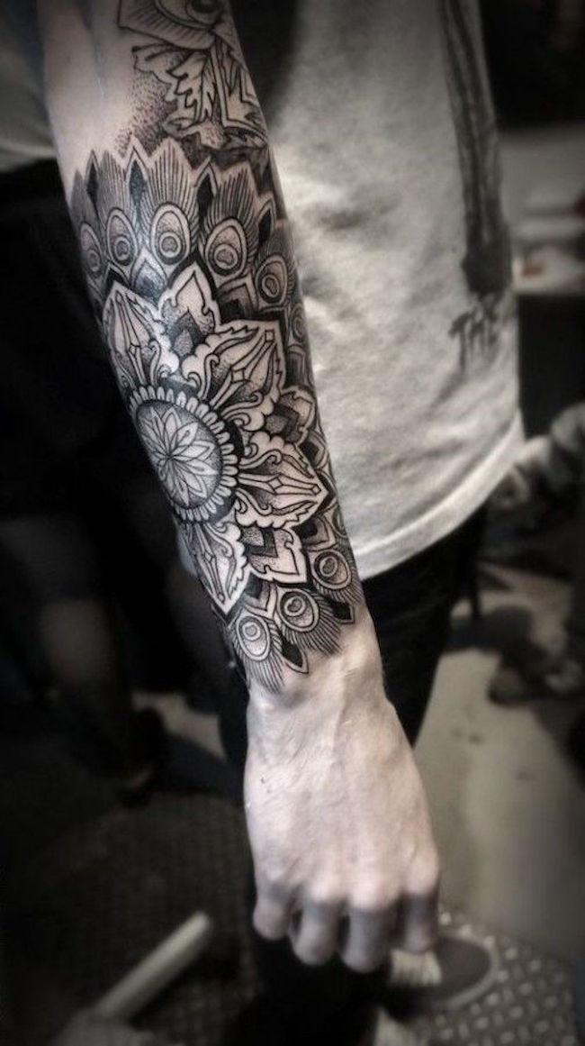 12 Ideias De Tatuagens Masculinas Para Fazer No Braço Moda