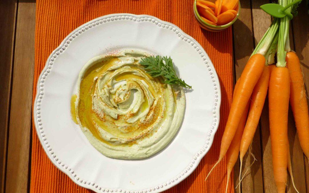 Hummus de Habas