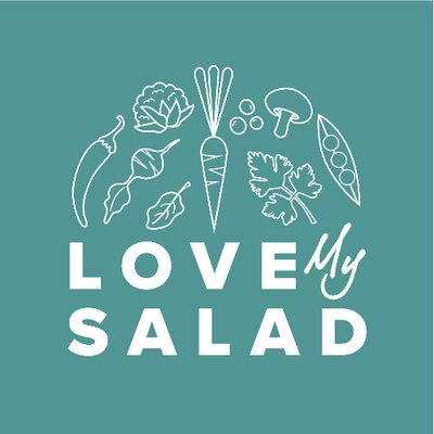 love my salad logo