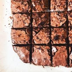 Brownie de chocolate para pecar
