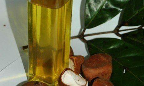 Recette de cosmétique maison à base d'huile végétale de Touloucouna