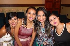 Camila, Beatriz e Thays