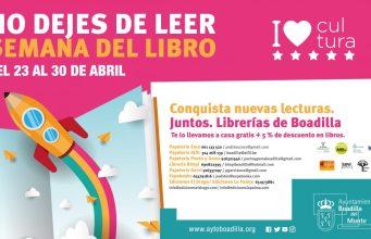Bibliotecas de Boadilla