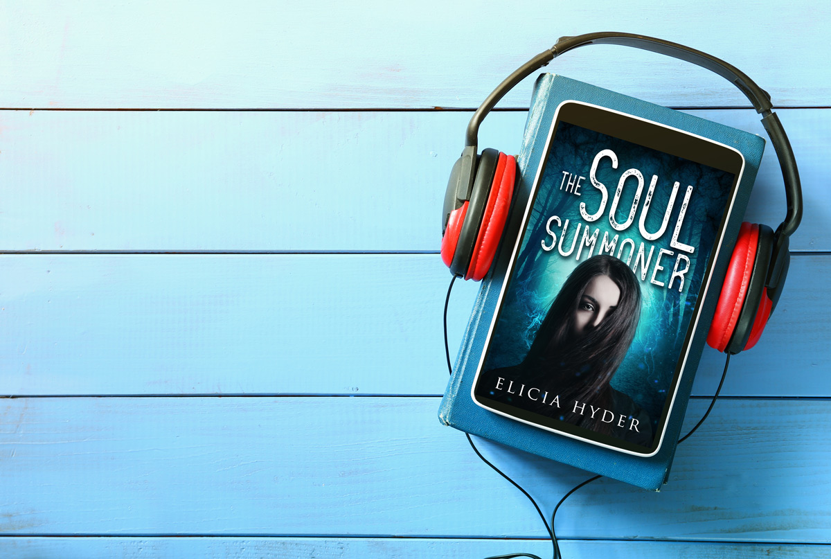 The Soul Summoner Audiobooks!