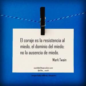 Resistencia al miedo - Elida Peñalver