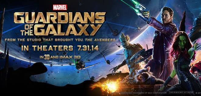 "Dave Batista Invite:  Watch ""Guardians of the Galaxy"" in IMAX!"