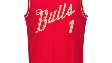 Chicago Bulls Christmas Jersey.Chicago Bulls Derrick Rose Christmas Jersey Archives
