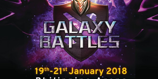 Galaxy Battles II, Emerging Worlds in Manila