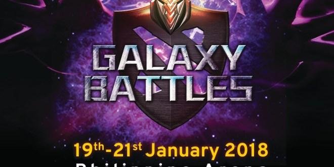Galaxy Battles II, Emerging Worlds in Manila