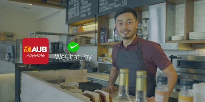 Filipino merchants grow their businesses with the AUB PayMate App