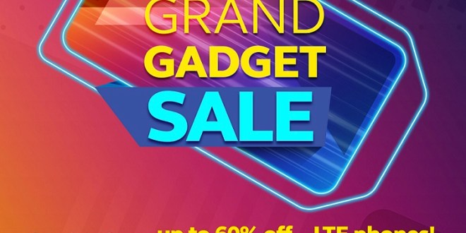Get that phone upgrade with the Globe Grand Gadget Sale!