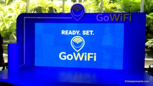 Globe Go WiFi at Araneta Center. Now, you can enjoy FREE WiFi when you are at the biggest lifestyle hub in the North