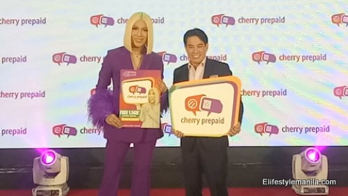 ganda promos only available with Cherry Prepaid