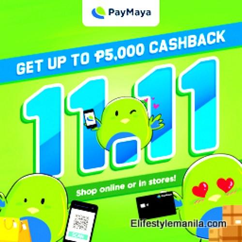 Don't pay cash, PAYMAYA!