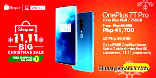 OnePlus 7 Pro sale in Shopee 11.11 Big Christmas Sale
