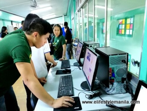 ACER Philippines donates 42 PCs to Yorme Isko for libraries