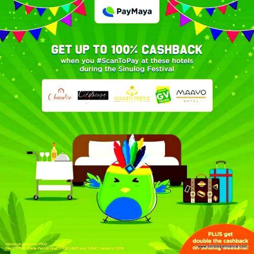 Don't pay cash, paymaya1