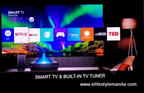 HiSense launches first 100-inch 4K Laser TV
