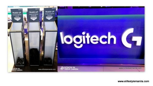 LOGITECH trade-in gives you evouchers through LOGI Rewards