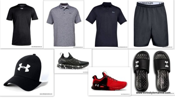 UNDER ARMOUR Father's Day Special promo