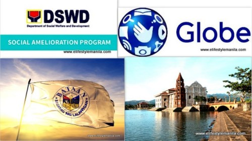 Globe partners with Bataan LGU