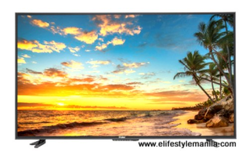 "Haier LE49F1000U 49"" UHD Digital TV"