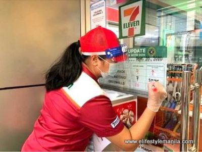 7-eleven and DOH partnership