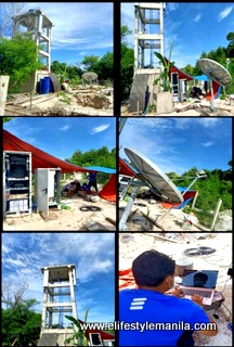 Smart Communications LTE in Pag-asa island